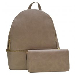 2 in 1 Fashion Backpack Brick