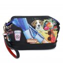 Nicole Lee Cosmetic Pouch Rest with Class