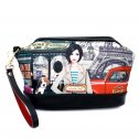 Nicole Lee Cosmetic Pouch Rue De Paris