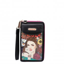 NICOLE LEE Practical Shoulder Wallet Atrevida