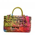 Graffiti Luxury Shoulder Bag A