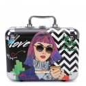 Nicole Lee Travel Glam Organizer Everyday is My Day