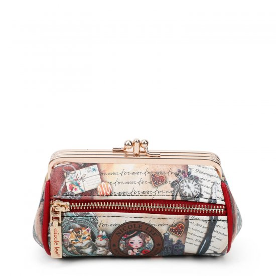 Nicole Lee Adima Wristlet Collection Welcome to Spain - Click Image to Close