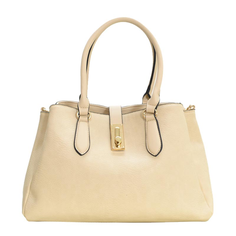Luxury Hand Bag Beige