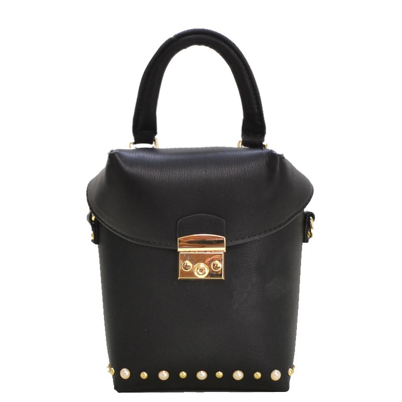 Cute Cross Body Bag Black