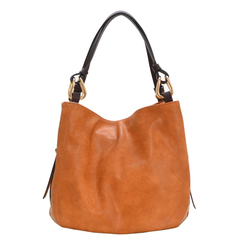 Elegant Fashion bag Cognac