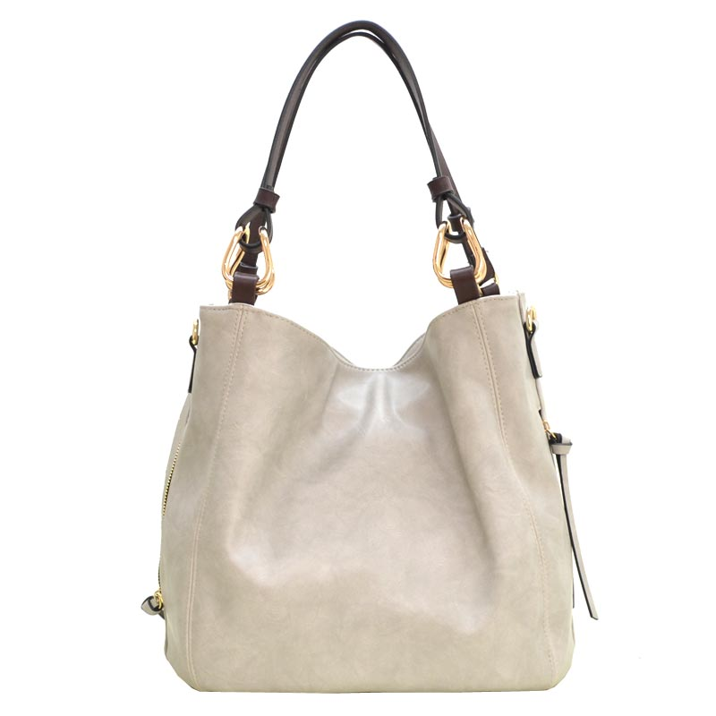 Elegant Fashion bag Light Grey