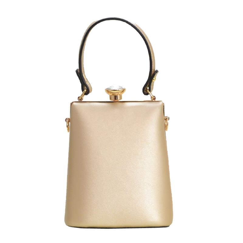 Fashion Cross Body Bag Gold
