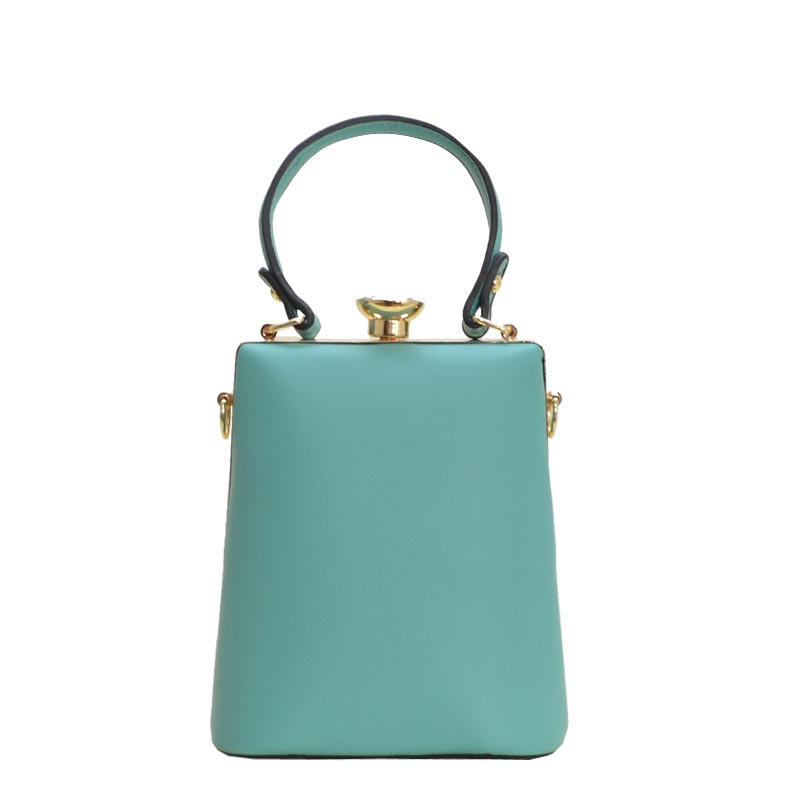 Fashion Cross Body Bag Turquoise
