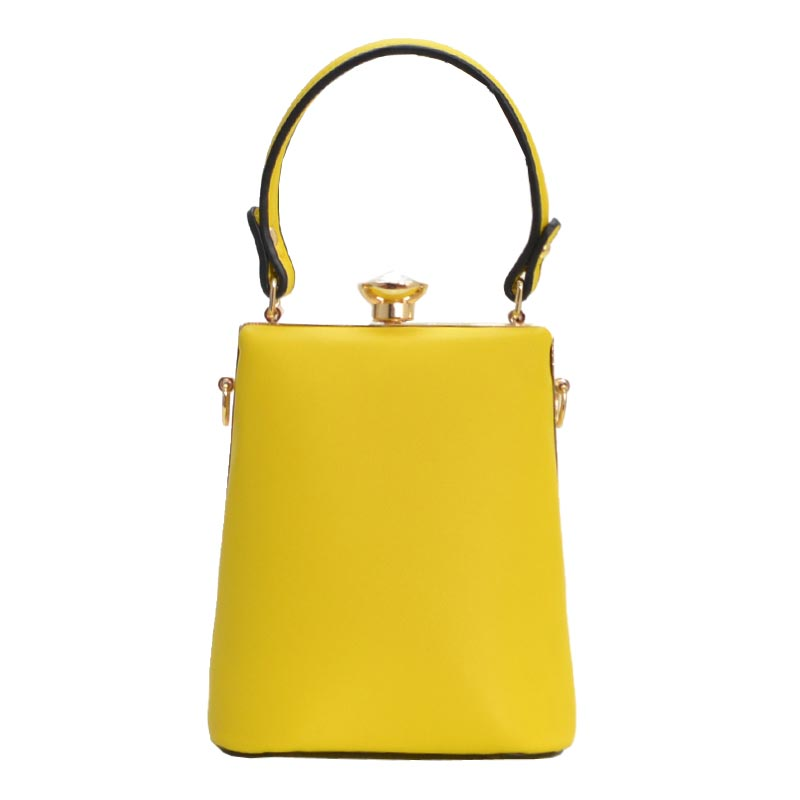 Fashion Cross Body Bag Yellow