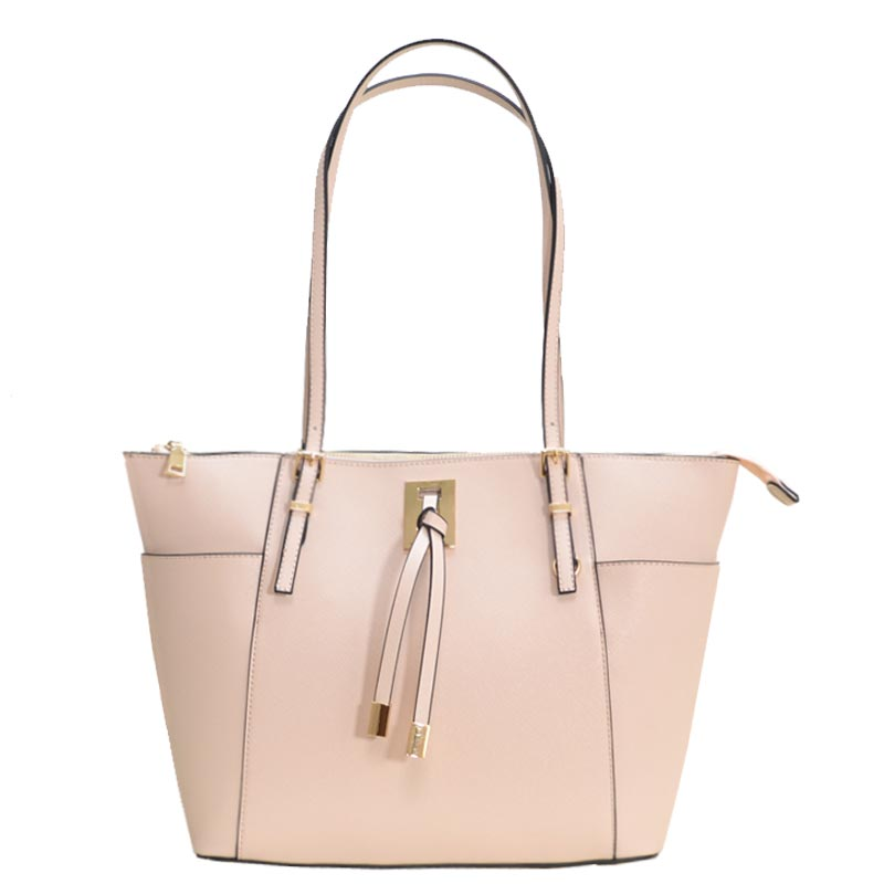 Fashion Chic modern Tote Bag Nude