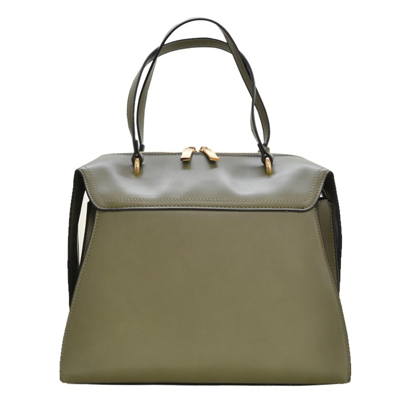 2 in 1 Fashion Bag Set Olive
