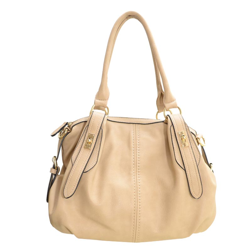 Fashion Hobo Bag Beige