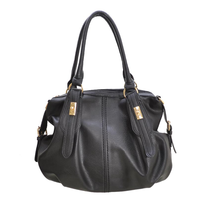 Fashion Hobo Bag Black