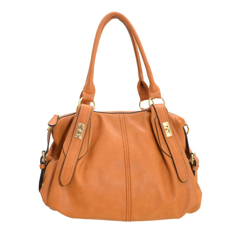 Fashion Hobo Bag Brown