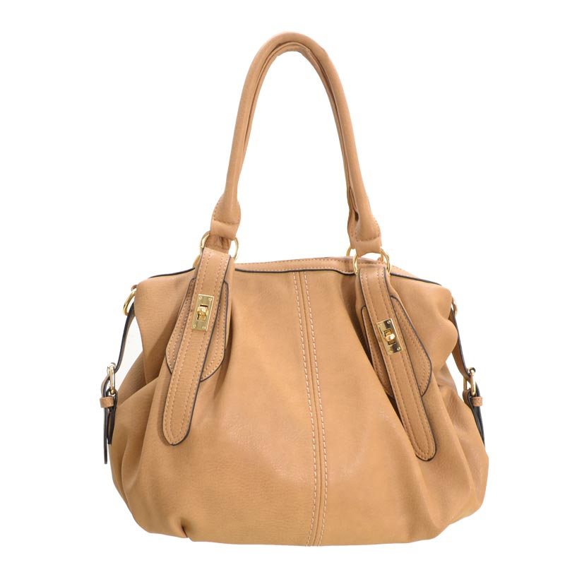 Fashion Hobo Bag Taupe