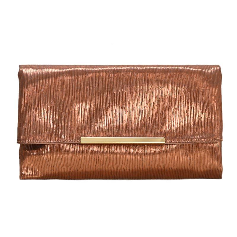 Stylish Handbag Bronze