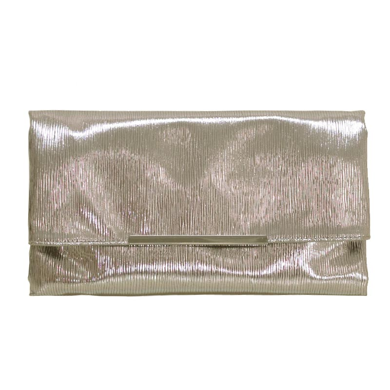 Stylish Handbag Pewter