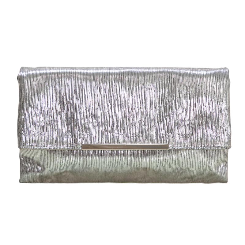 Stylish Handbag Silver