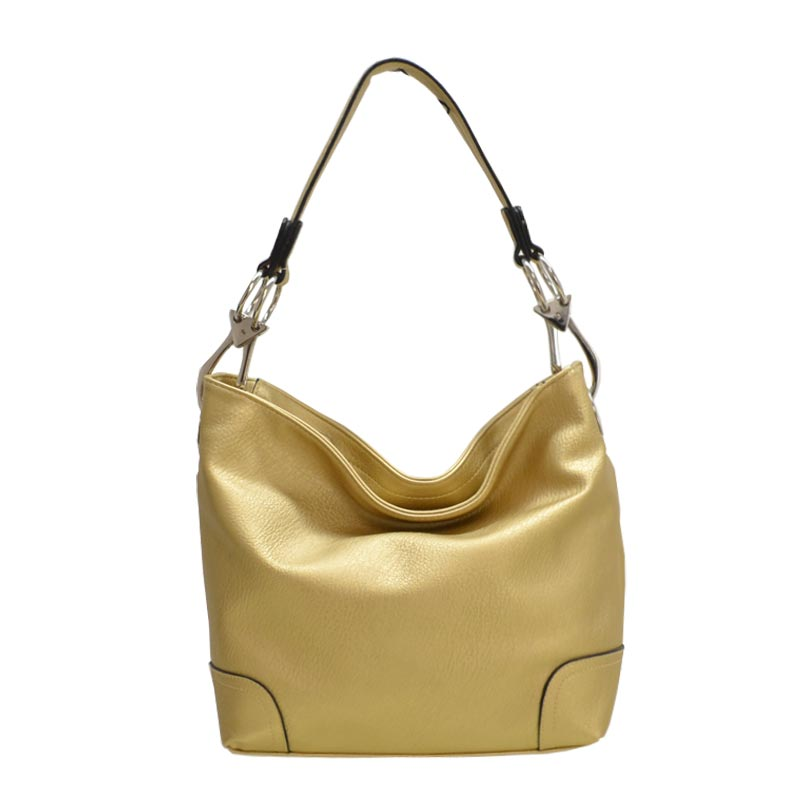 Fashion Classic Bucket Bag Gold