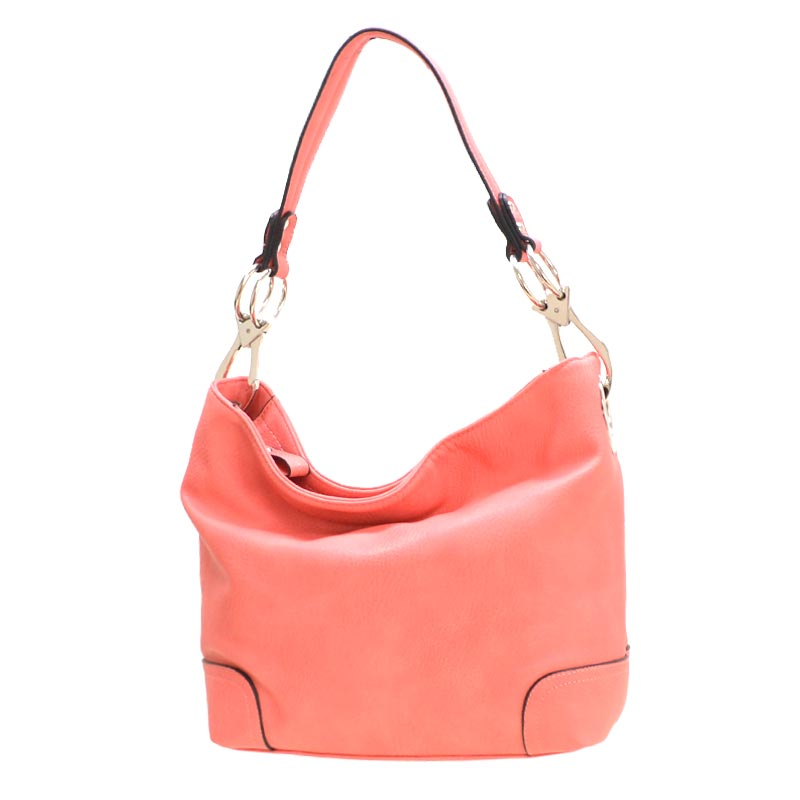 Fashion Classic Bucket Bag Peach