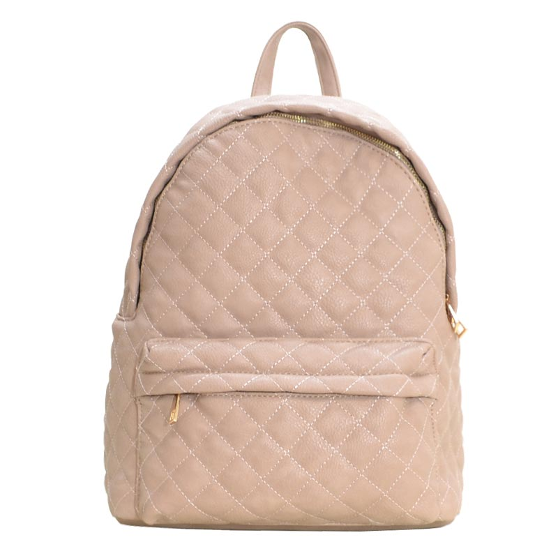 Urban Fashion Back Pack Taupe