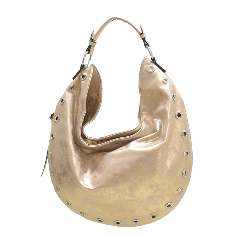 Fashion Tote Bag Light Gold