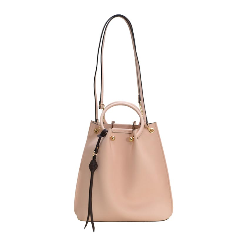 Fashion Convertible 2 in 1 Satchel Beige