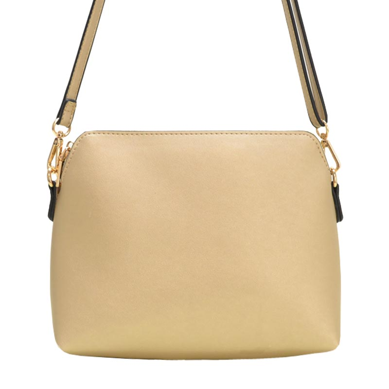 3 in 1 Crossbody Bag Gold
