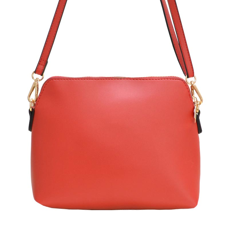 3 in 1 Crossbody Bag Red