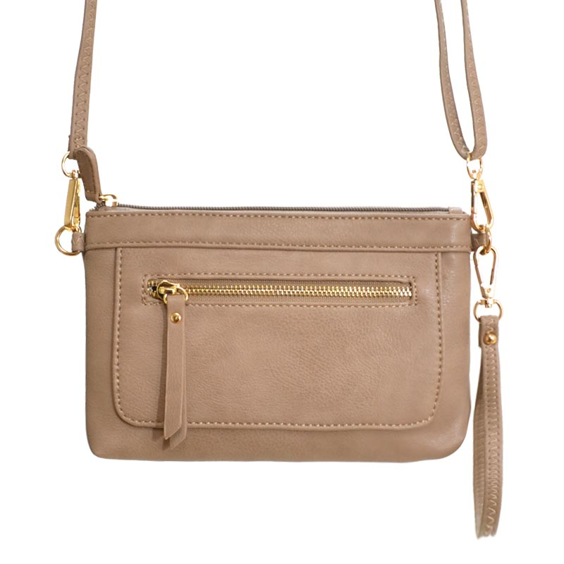 Cross Body Bag Dark Brick
