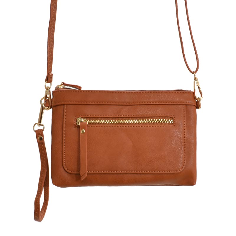 Cross Body Bag DK Tan