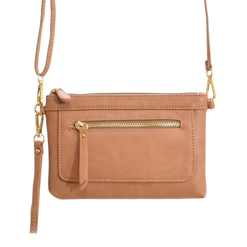 Cross Body Bag Dusky Pink