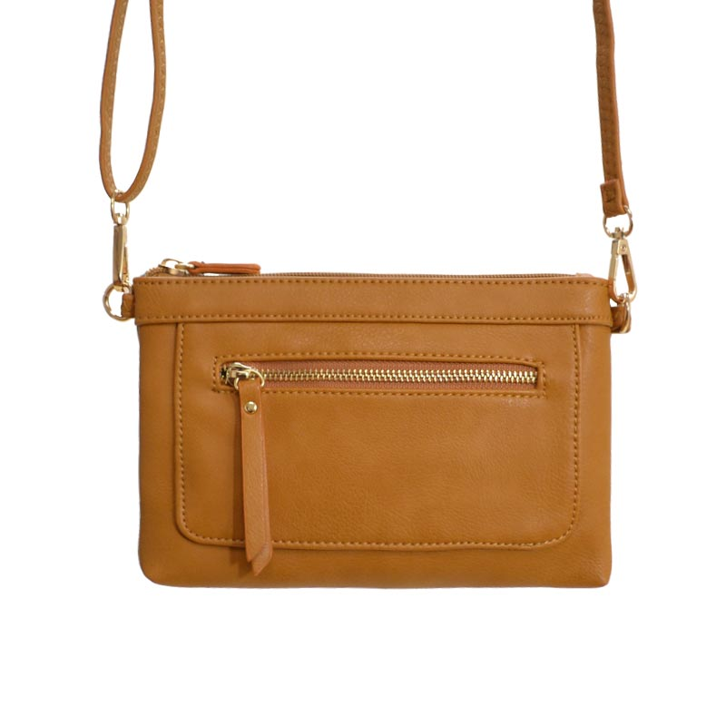 Cross Body Bag Mustard