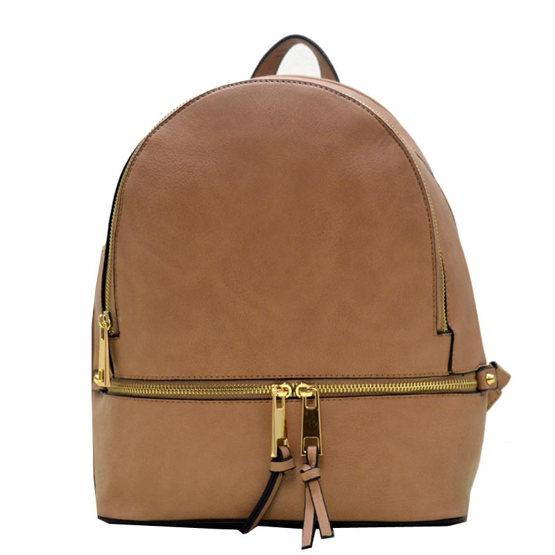 2 in 1 Fashion Backpack Stone