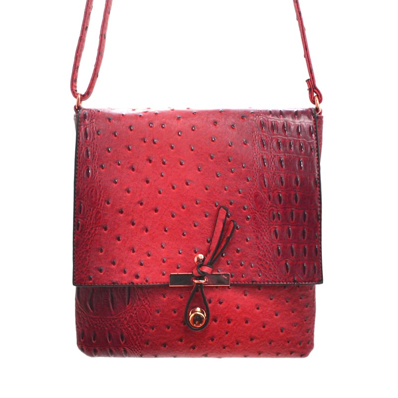 Ordinary Crossbag Red-1
