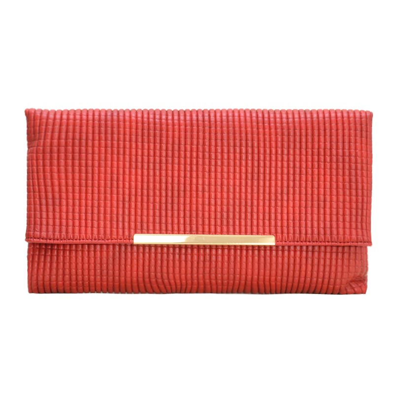 Urban Style Handbag Red