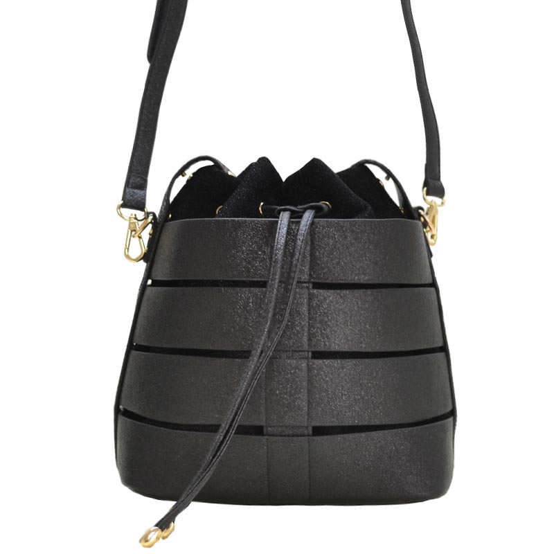 Bling Bling Fashion HOBO Black