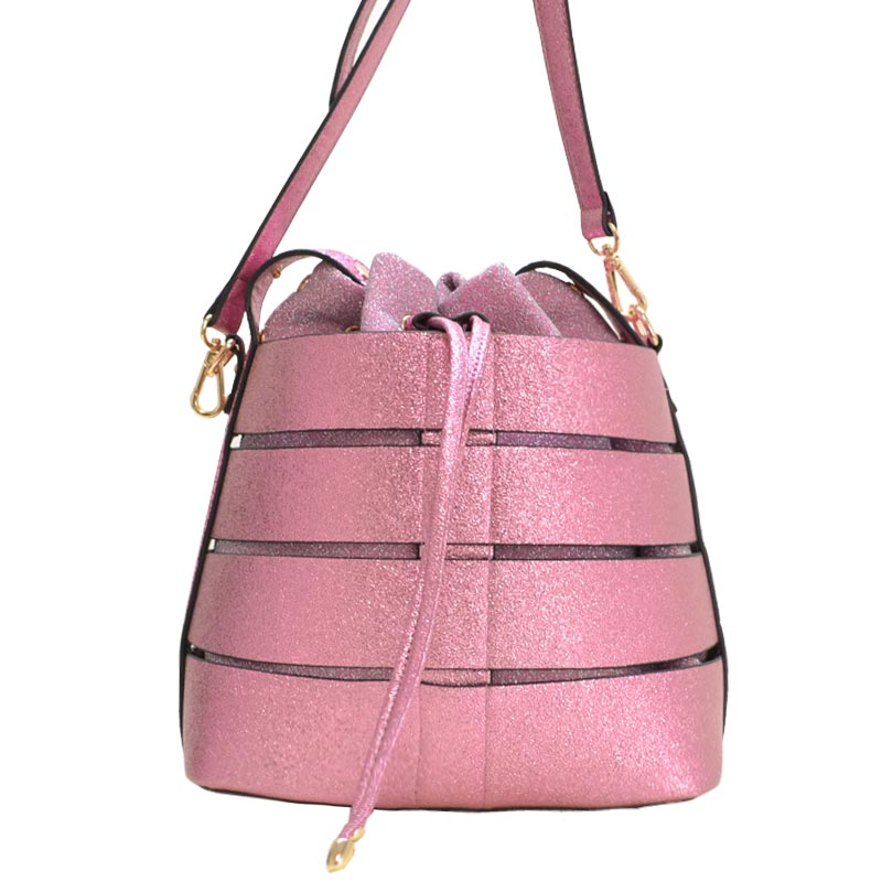 Bling Bling Fashion HOBO Pink