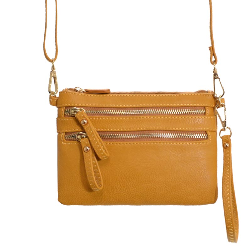 Crossbody Handbag Mustard