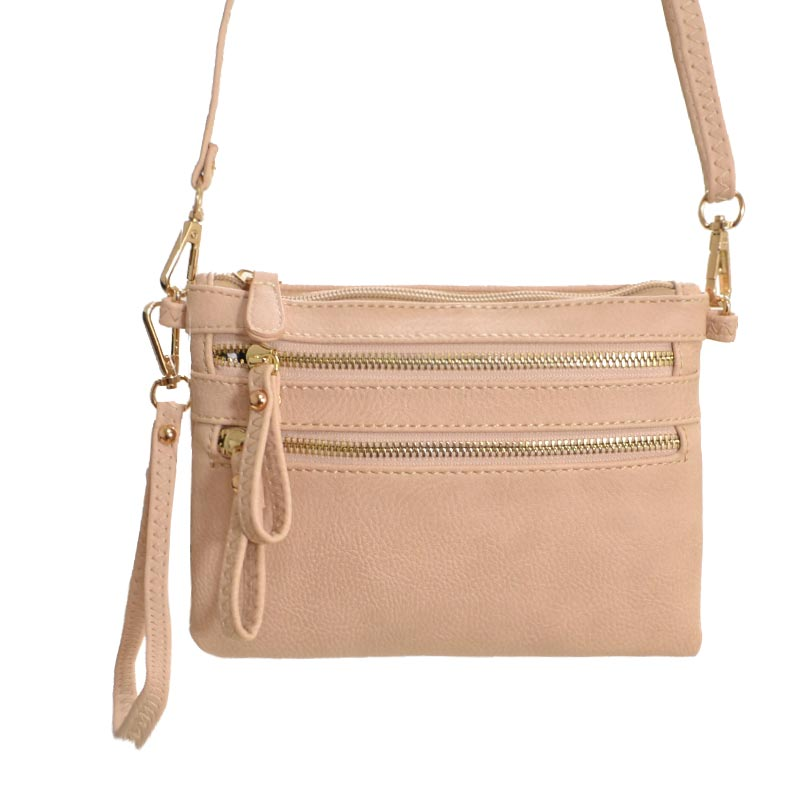 Crossbody Handbag Nude