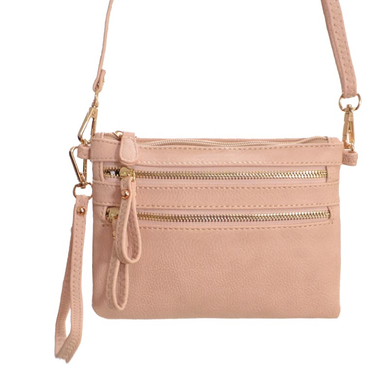 Crossbody Handbag Rose Pink