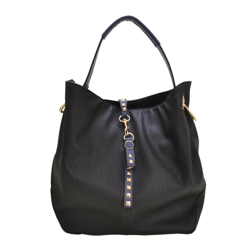 Elegant Fashion Hobobag Black