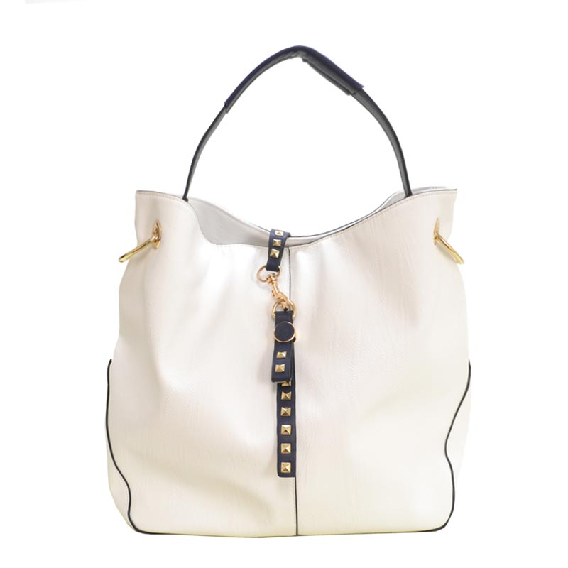 Elegant Fashion Hobobag White