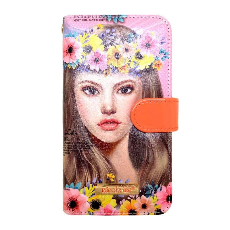 NICOLE LEE Phone Case Vencia loves make up