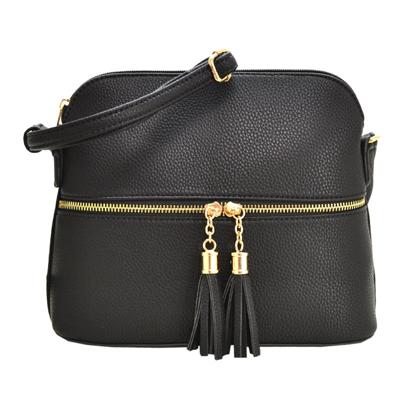 Fashion Crossbody Bag Black