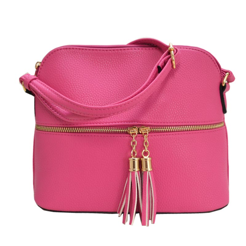 Fashion Crossbody Bag Fuchsia