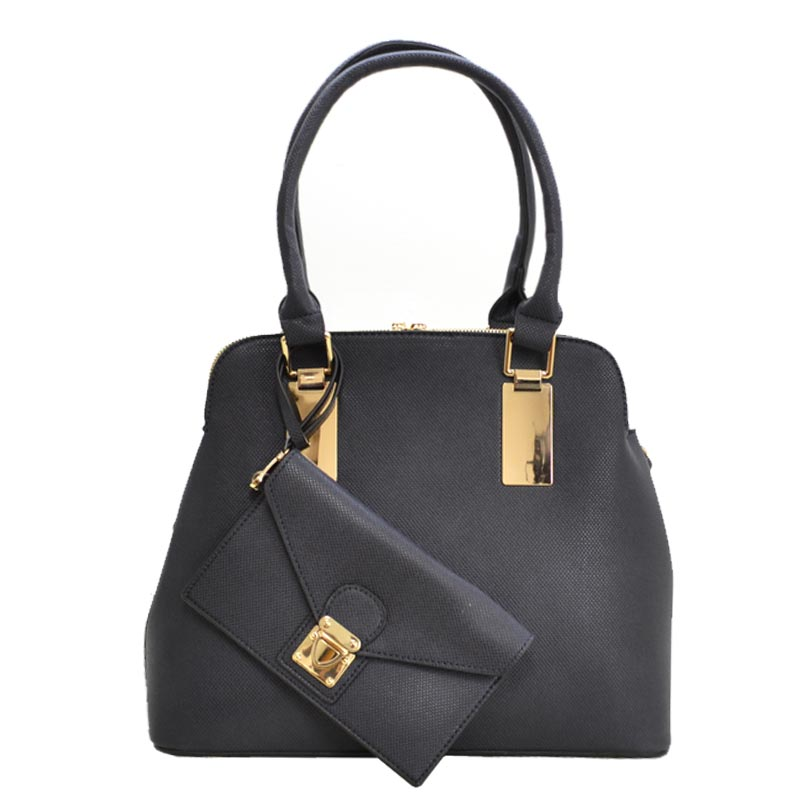Trendy 2 in 1 fashion Bag Navy