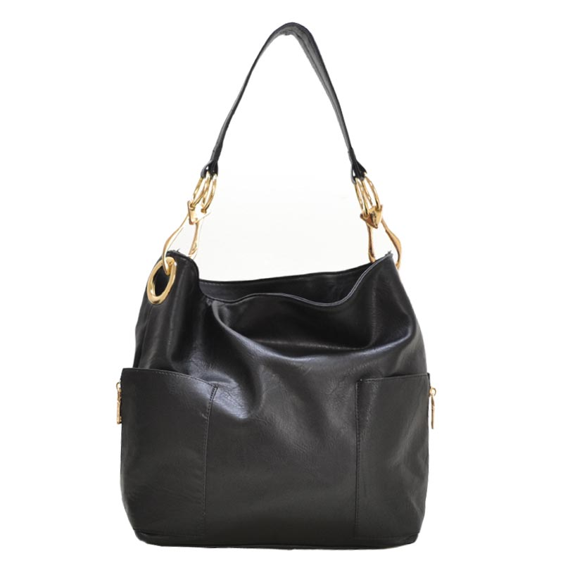 Fashion Classic Bucket Bag Black