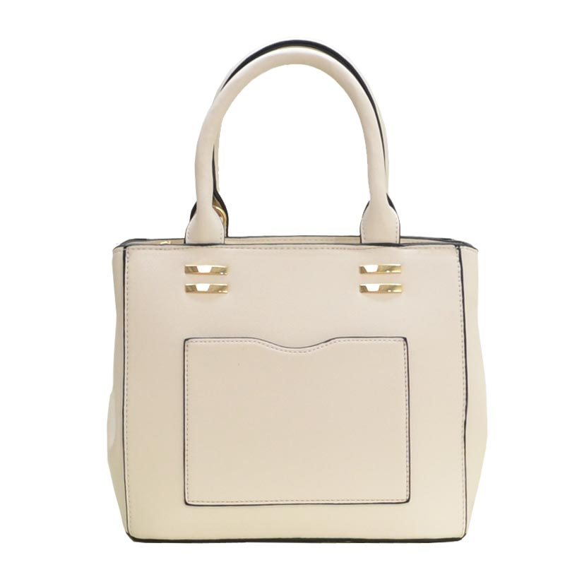 Comfortable handbag Beige